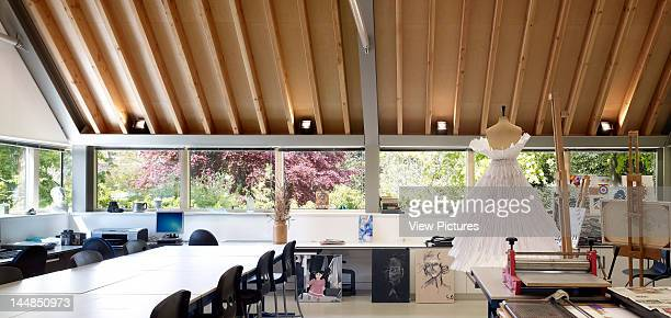 King'Sschool Ely Barton Rd ElyUnited Kingdom Architect Orms Architecture Design Art Room King'S School Ely By Orms Architecture Design