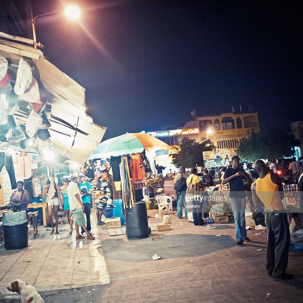 Kingston downtown. : Stock Photo