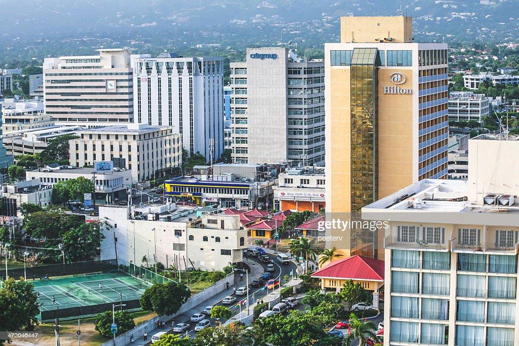 Kingston, Jamaica. : Stock Photo