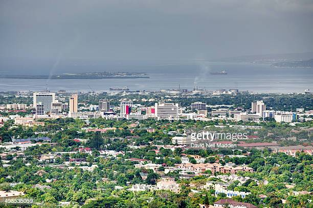 kingston jamaica - kingston jamaica stock pictures, royalty-free photos & images