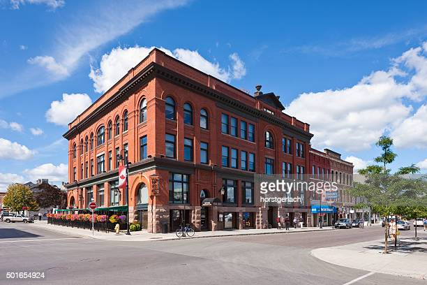 kingston, ontario, canada - kingston ontario stock photos and pictures