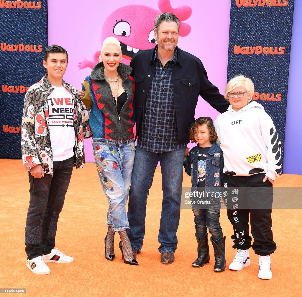 """STX Films World Premiere Of """"UglyDolls"""" - Arrivals : Nachrichtenfoto"""