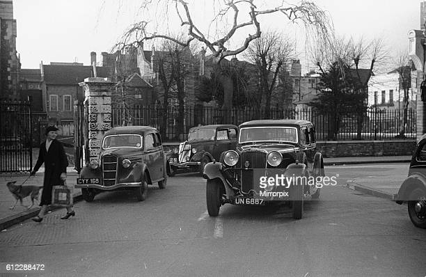 Kingston Upon Thames street scene Cira 1936