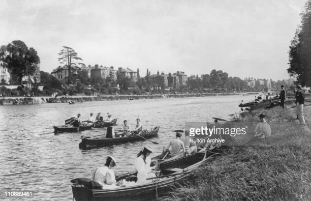 Kingston upon Thames Surrey circa 1900