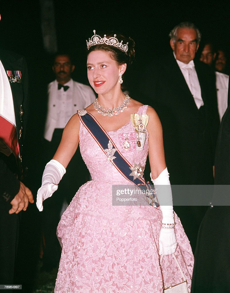 Kingston, West Indies. 1962. Princess Margaret is pictured meeting ...