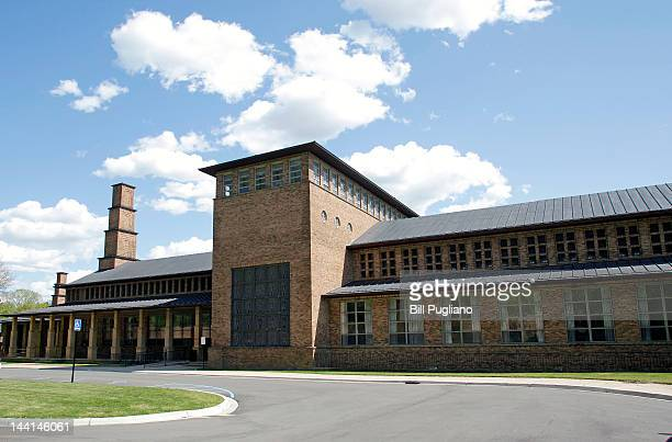 Kingswood School where Reppresumptive Republican presidential nominee and former Massachusetts Governor Mitt Romney's wife Ann attended high school...