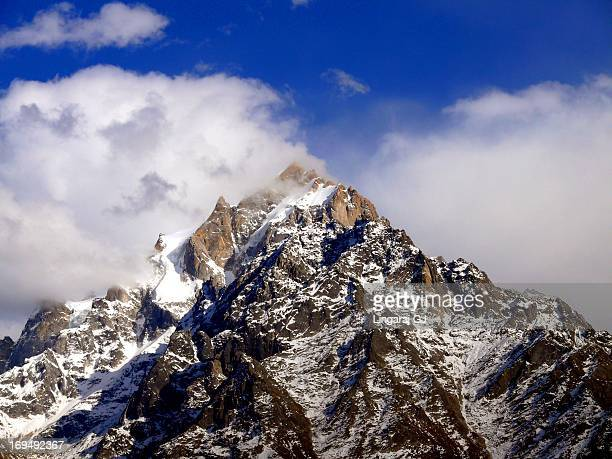 kinner kailash - mt kailash stock pictures, royalty-free photos & images