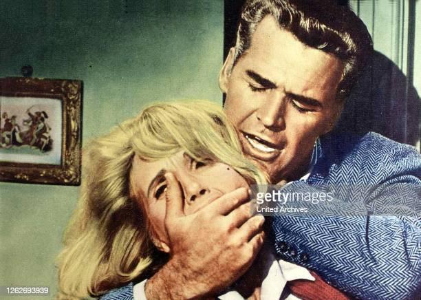 Kino. 36 Stunden, 36 Hours, 36 Stunden, 36 Hours, Eva Maria Saint, James Garner Seine angebliche Ehefrau Anna Hedler will ihm einreden, dass der...