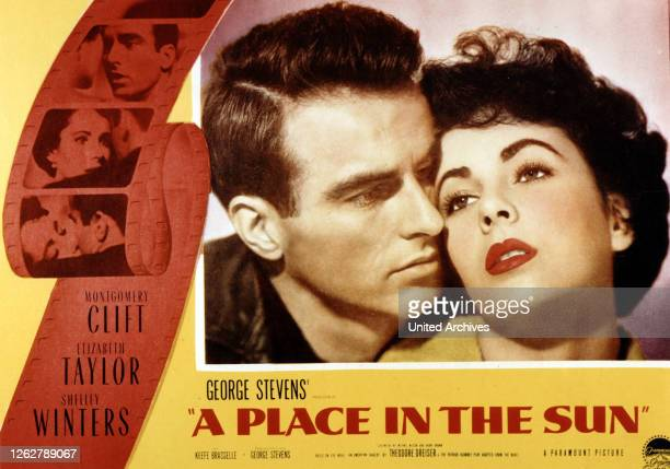 Kino A Place in the Sun aka Ein Platz an der Sonne USA Regie George Stevens Darsteller Montgomery Clift Elizabeth Taylor