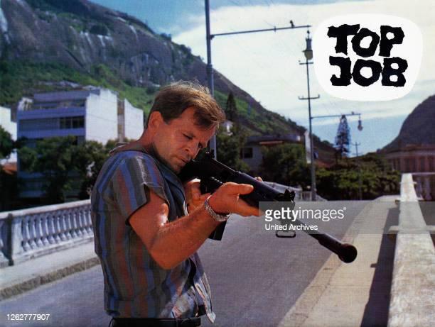 Kino. Ad ogni costo, Italien/Spanien/Deutschland Regie: Giuliano Montaldo, Darsteller: Klaus Kinski.