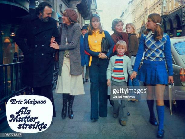 Kino. Als Mutter streikte, Deutschland Regie: Eberhard Schröder, Darsteller: Gila von Weitershausen, Peter Hall.