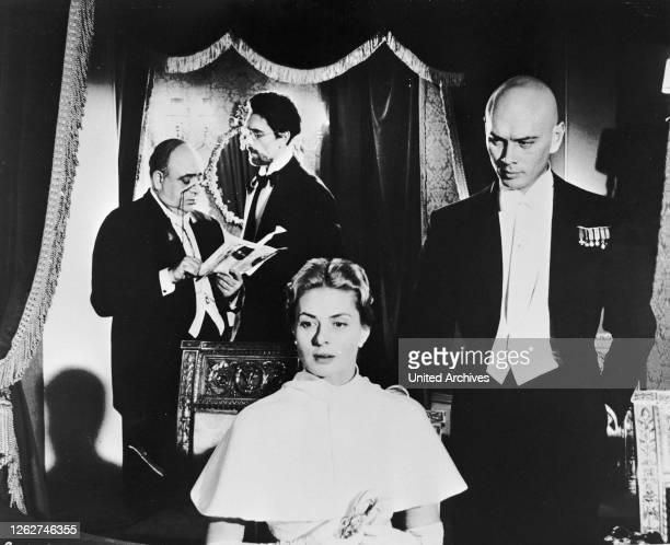 Kino. ANASTASIA / Anastasia USA, 1956 / Anatole Litvak Die Geschichte der Anna Anderson, jener unter Amnesie leidenden Frau, in der russische...