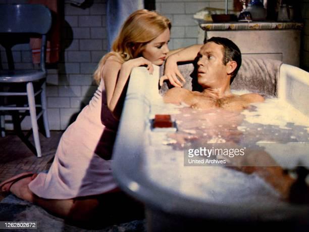 Kino Cincinnati Kid USA Regie Norman Jewison ANNMARGRET STEVE McQUEEN Stichwort Badewanne