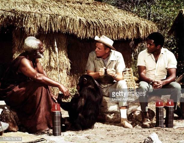 Kino. Daktari, Daktari, Daktari, Daktari, ?, Marshall Thompson, Hari Rhodes, 1966.