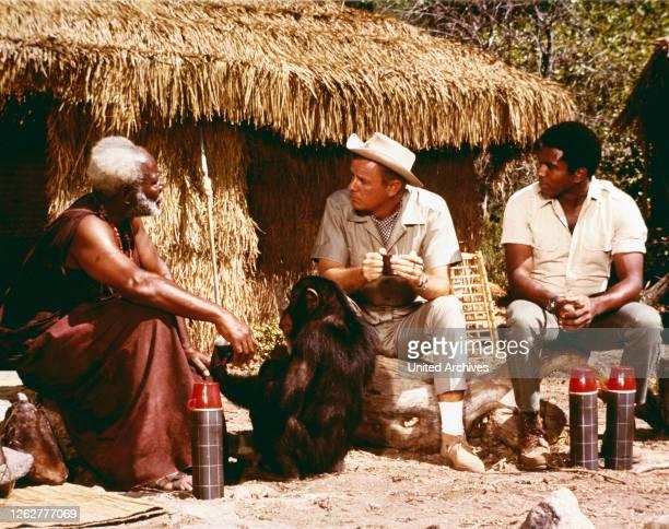 Kino. Daktari, USA, 1966 - TV-Serie, Fernsehserie, Regie: Art Arthur, Ivan Tors, Darsteller: Marshall Thompson, Hari Rhodes.