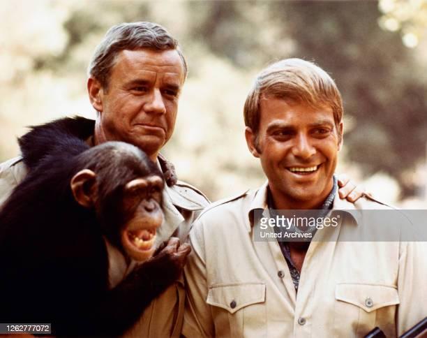 Kino. Daktari, USA, 1966 - TV-Serie, Fernsehserie, Regie: Art Arthur, Ivan Tors, Darsteller: Marshall Thompson, Ross Hagen.