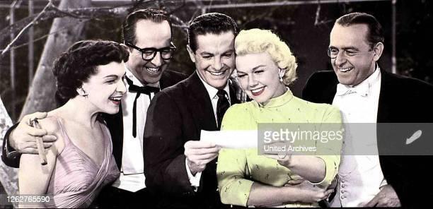 Kino Das Blonde Glück Lucky Me Das Blonde Glück Lucky Me Nancy Walker Phil Silvers Robert Cummings Doris Day Eddie Foy Die blonde Sängerin Candy...