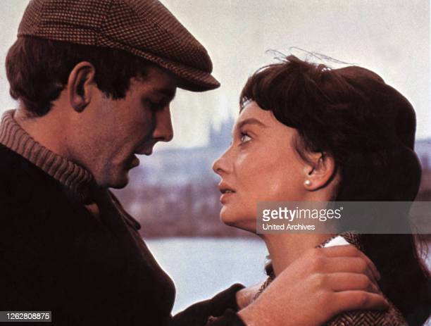 Kino. Das Sonderkommando, USA Regie: Lewis Gilbert, TIMOTHY BOTTOMS, NICOLA PAGETT.