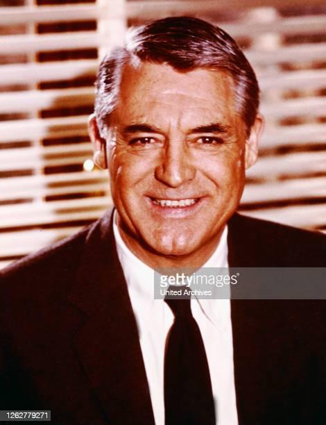 Kino. Der amerikanische Schauspieler Cary Grant, ca. Ende, 1960er Jahre.