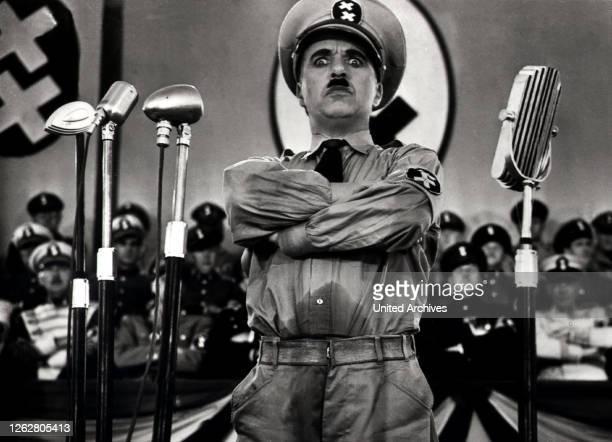 Kino Der große Diktator USA Regie Charles Chaplin CHARLES CHAPLIN Stichwort Uniform