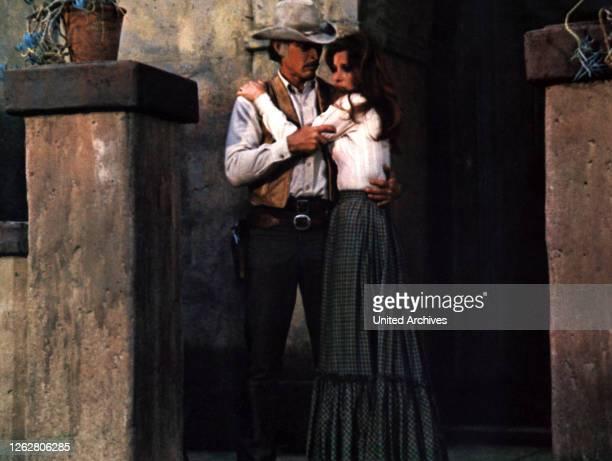Kino. Der Todesritt der glorreichen Sieben, USA Regie: George McGowan, LEE VAN CLEEF, STEFANIE POWERS.