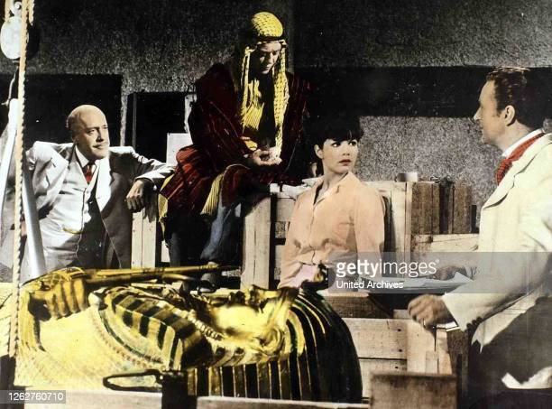 Kino. Die Rache Des Pharao, Curse Of The Mummy's Tomb, The, Die Rache Des Pharao, Curse Of The Mummy's Tomb, The, Fred Clark, ?, Jeanne Roland,...