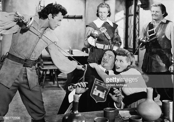 Kino. Die Soehne Der Drei Musketiere, Sons Of The Musketeers, Die Soehne Der Drei Musketiere, Sons Of The Musketeers, Cornel Wilde, ?, Dan O'Herlihy,...