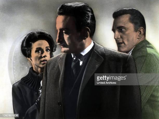 Kino Die Totenliste USA Regie John Huston DANA WYNTER GEORGE C SCOTT KIRK DOUGLAS