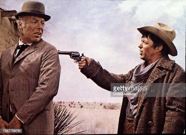Kino. Dirty Dingus, Der Scharfe Bandit, 1970er, 1970s, Dirty Dingus Magee, Film, Western, Dirty Dingus, Der Scharfe Bandit, 1970er, 1970s, Dirty...