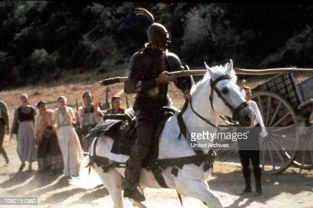 Kino Don Quichotte Don Quichotte Don Quichotte Don Quichotte John Lithgow Der edle Ritter Don Quichotte hat viele Abenteuer zu bestehen 1957