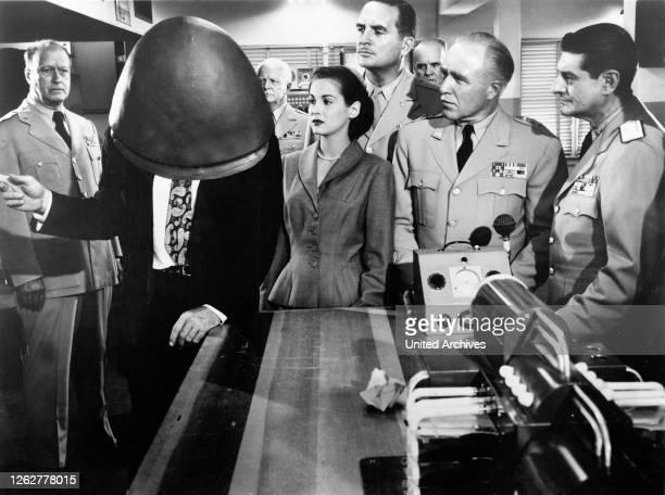 Kino Earth vs the Flying Saucers USA aka Fliegende Untertassen greifen an Regie Fred F Sears Darsteller Joan Taylor Hugh Marlowe Don Curtis Grandon...