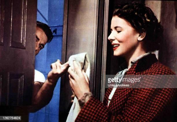 Kino. Es Begann Mit Einem Kuss, Big Lift, The, Es Begann Mit Einem Kuss, Big Lift, The, Danny , Frederica , 1950.
