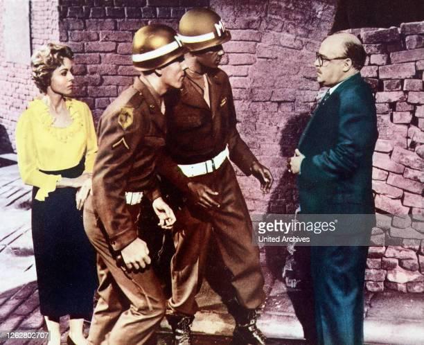 Fräulein USA Regie Henry Koster Darsteller Dana Wynter James Edwards Fred Essler