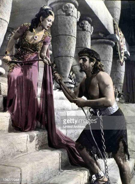 607 Samson Delilah Photos And Premium High Res Pictures Getty Images