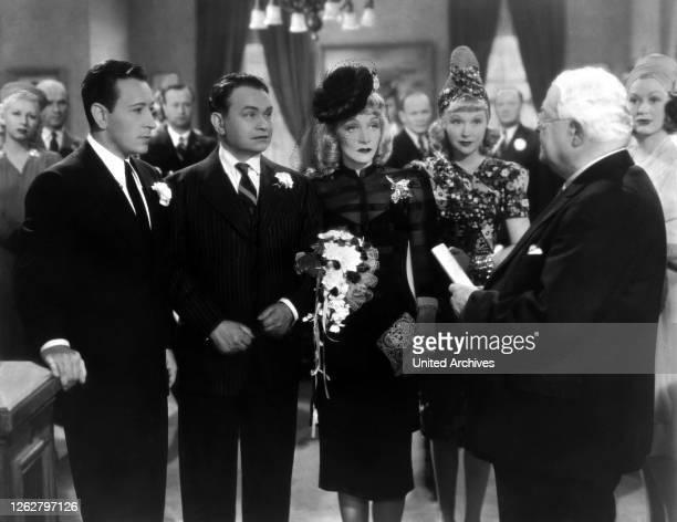 Kino. Herzen in Flammen / Gefährliche Freundschaft, USA, 1941 s/w, Regie: Raoul Walsh, GEORGE RAFT, EDWARD G. ROBINSON, MARLENE DIETRICH u.a.,...