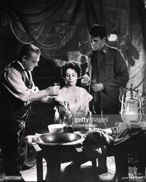 Kino James Cagney Dana Wynter Don Murray Kerry O'Shea verliebt sich in die zum britischen Königshaus gehörende Jennifer Curtis die Sean Lenihan als...