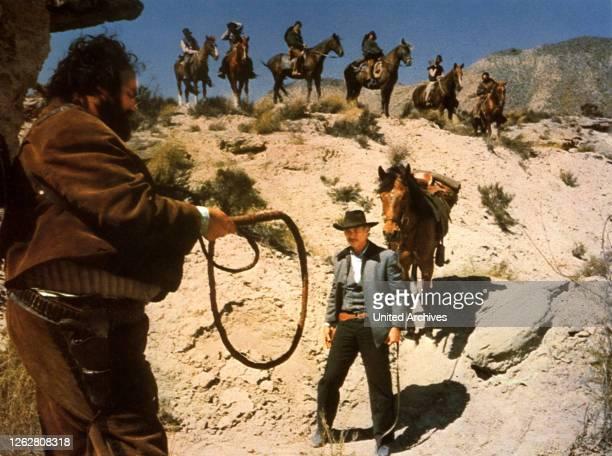 Kino. Kung Fu im Wilden Westen, USA Regie: Anthony M. Dawson, LEE VAN CLEEF .