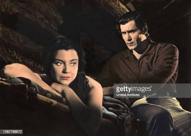 Kino. Man nannte ihn Kelly, USA Regie: Gordon Douglas, ANDRA MARTIN, CLINT WALKER.
