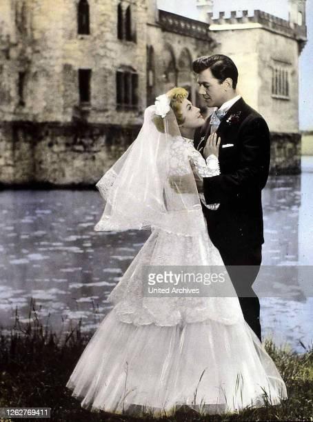 Kino Marianne Hold Gerhard Riedmann Allen Intrigen zum Trotz werden Josi und Toni doch noch ein Paar Prinzessin Von St Wolfgang Die Die Prinzessin...