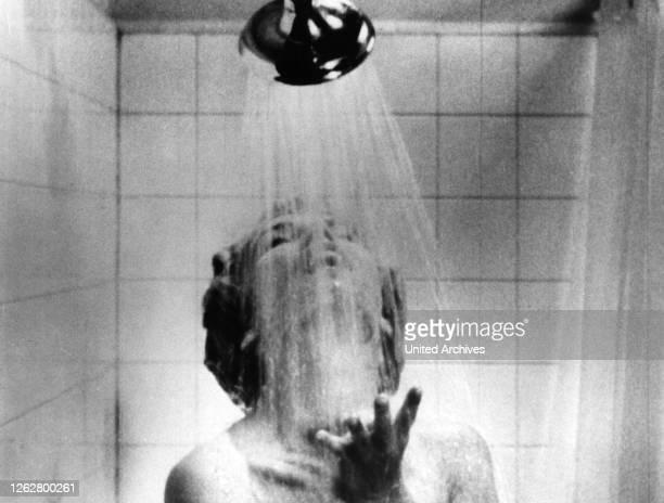 Alfred Hitchcock JANET LEIGH Stichwort Dusche Brause Wasser