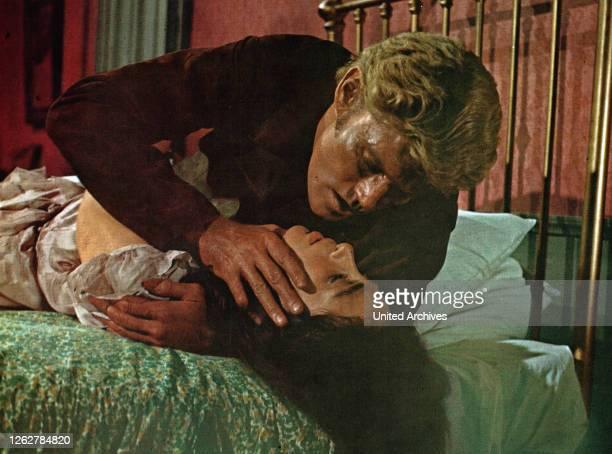 Kino. Ride Beyond Vengeance, aka: Der Tag der Abrechnung, USA Regie: Bernard McEveety, Darsteller: Chuck Conners, Kathryn Hays.