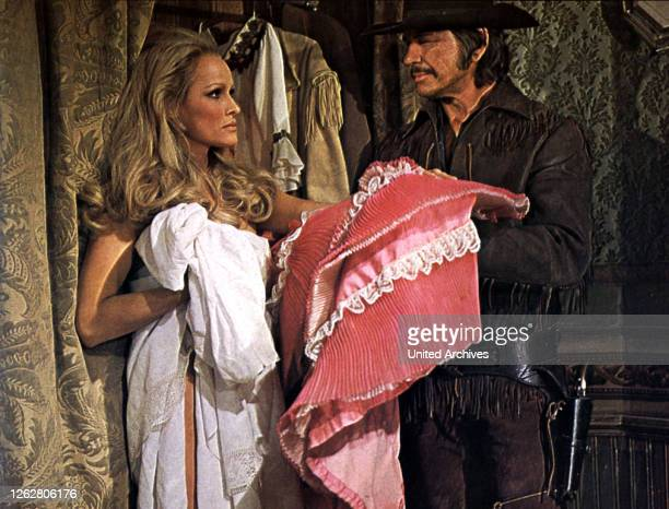 Kino Rivalen unter roter Sonne FIT Regie Terence Young URSULA ANDRESS CHARLES BRONSON