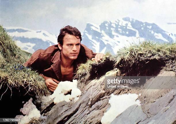 Kino Ruf der Wälder aka Il magnifico emigrante Österreich 1965 Regie Franz Antel Darsteller HansJürgen Bäumler Terence Hill Gerhard Riedmann
