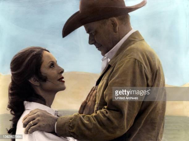 Kino Santee der Einzelgänger USA Regie Gary Nelson DANA WYNTER GLENN FORD