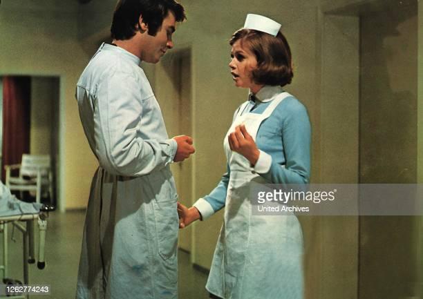 Kino. Unser Doktor Ist Der Beste, 1960er, Arzt, Doktor, Film, Krankenschwester, Unser Doktor Ist Der Beste, Unser Doktor Ist Der Beste, 1960er, Arzt,...