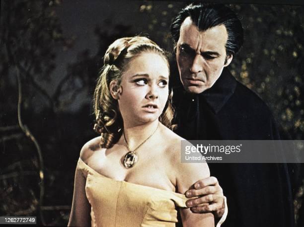 Kino. Wie Schmeckt Das Blut Von Dracula, 1960er, 1960s, Dracula, Film, Taste The Blood Of Dracula, Wie Schmeckt Das Blut Von Dracula, 1960er, 1960s,...