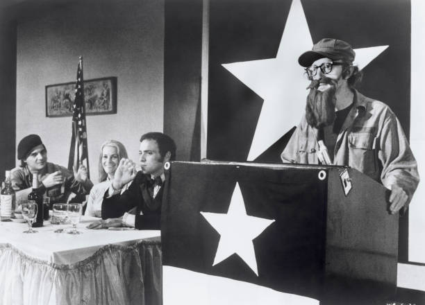 Kino. WOODY ALLEN Regie: Woody Allen / BANANAS USA, 1971.