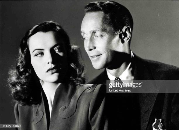 Kino Zeuge Gesucht Phantom Lady Zeuge Gesucht Phantom Lady Ella Raines Franchot Tone Jack Marlow ein guter Freund des Architekten begleitet Carol bei...