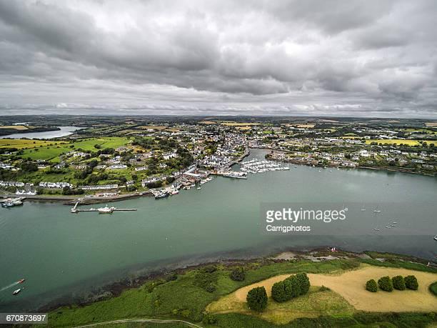Kinsale harbor view, Cork, Ireland