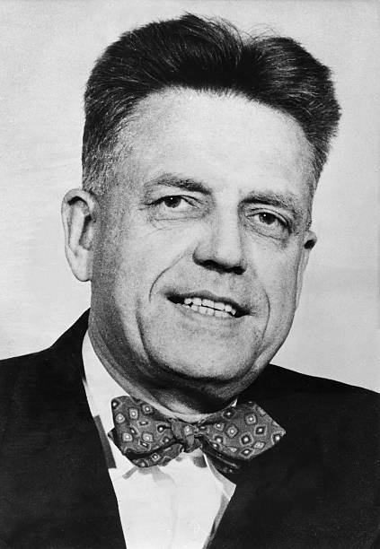 UNS: 23rd June 1894 - Birth of American Sexologist Alfred Kinsey